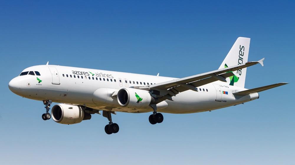 Azores Airlines | © Lukas Wunderlich | Dreamstime.com