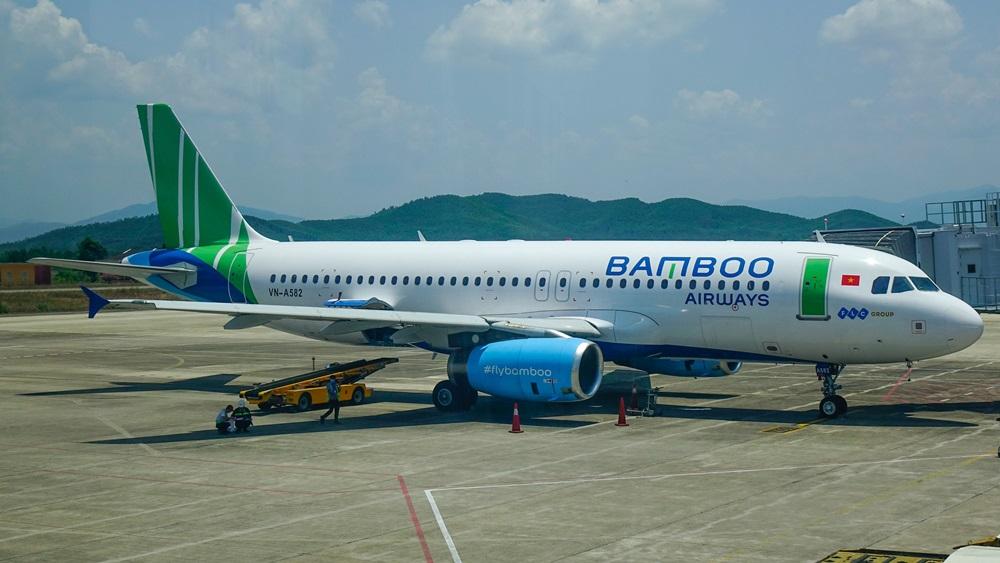 Bamboo Airways | © Ninlawan Donlakkham | Dreamstime.com