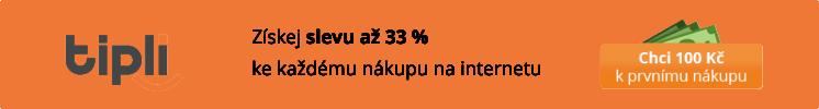 Získej slevu až 33 % ke každému nákupu na internetu
