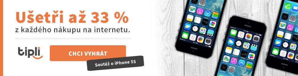 Soutěž o iPhone se Skrblíkem a s Tipli.cz