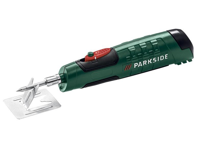 Bateriová páječka Parkside PBLK 6 B2