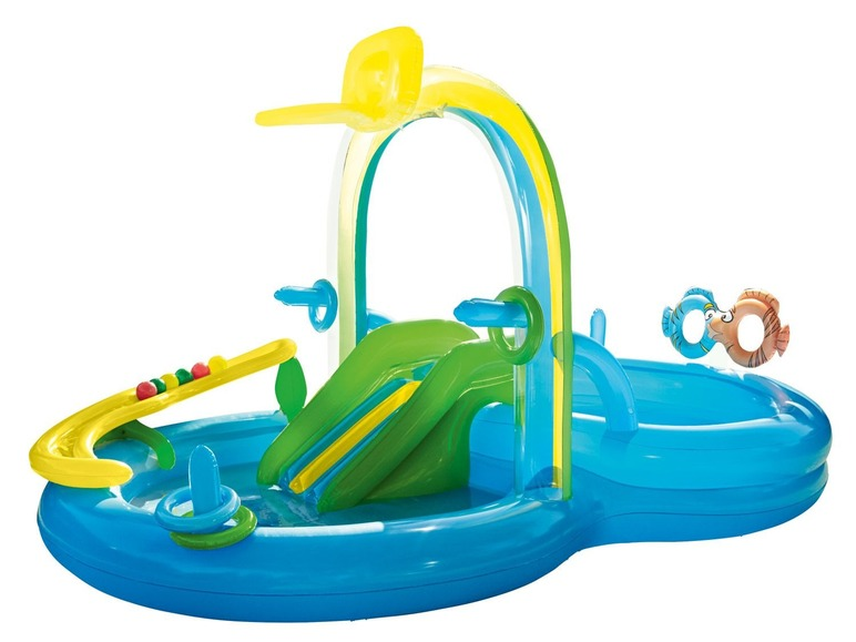 Bazénové hrací centrum Crivit