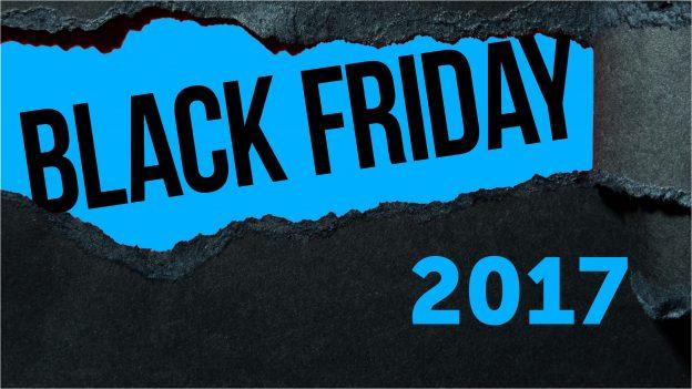 Black Friday 2017: Velký přehled 85 obchodů aslev (PRŮBĚŽNĚ AKTUALIZUJEME)