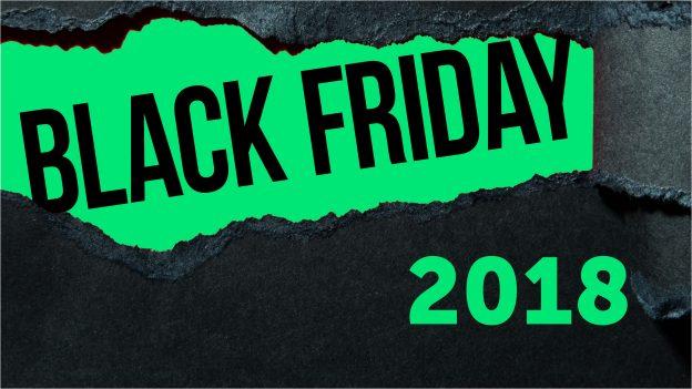 Black Friday 2018: Velký přehled 107 obchodů (PRŮBĚŽNĚ AKTUALIZUJEME)