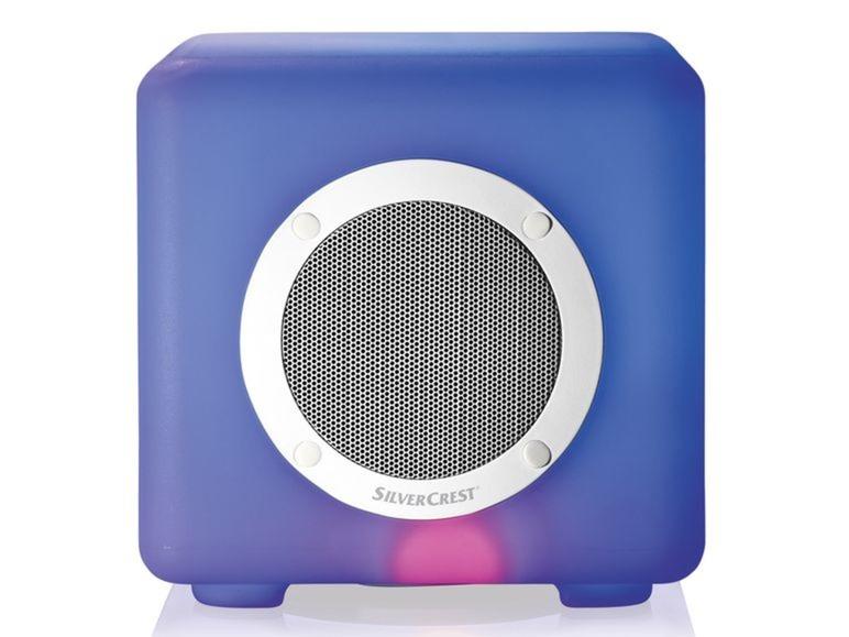 Bluetooth LED reproduktor Silvercrest SBLF 5 A1