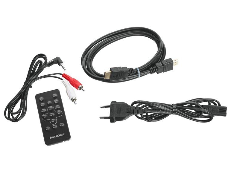 Bluetooth soundbar 2.160 W Silvercrest SBWL 60 A1