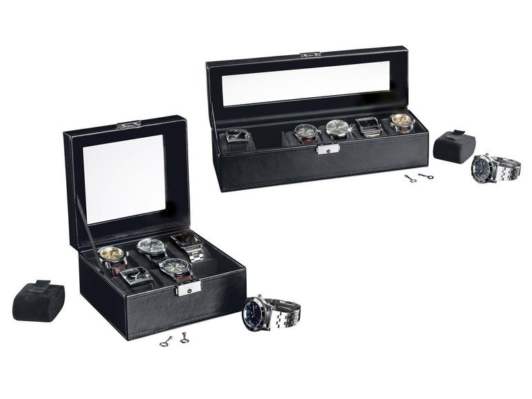 Box na hodinky Auriol