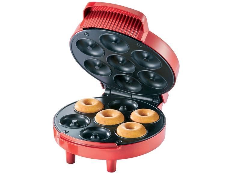 Bublinový vaflovač / Výrobník na donuty Silvercrest SBDM 1000 A1