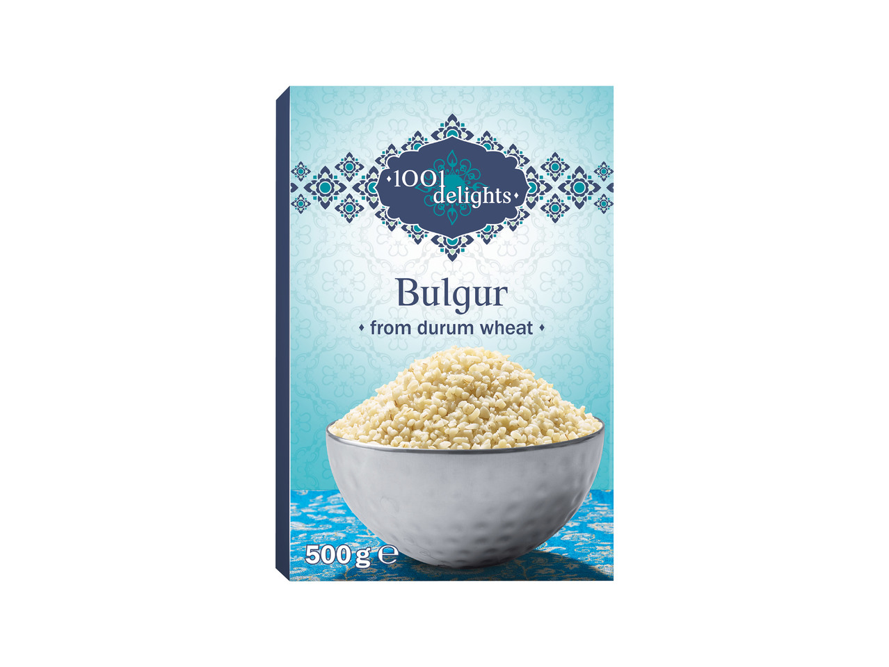 Bulgur 1001 delights