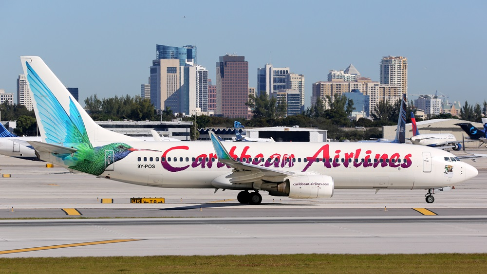 Caribbean Airlines | © Boarding1now | Dreamstime.com