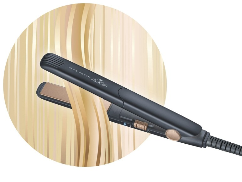 Cestovní žehlička na vlasy Paris Hilton PHC 15