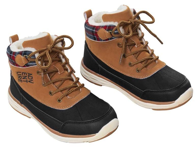 Chlapecká kotníková obuv Pepperts