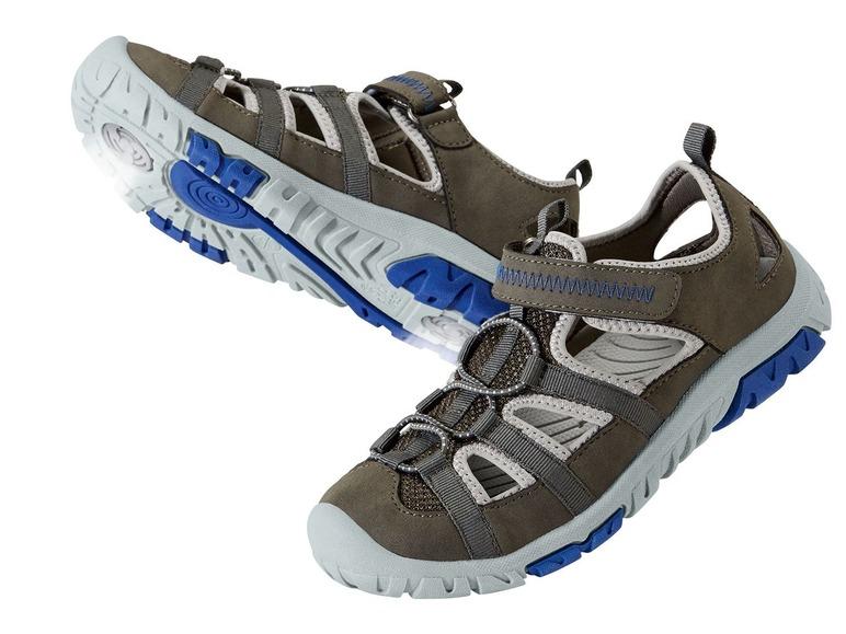 Chlapecká outdoorová obuv Pepperts