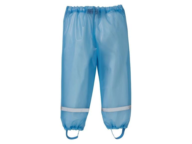 Chlapecké kalhoty do deště Lupilu