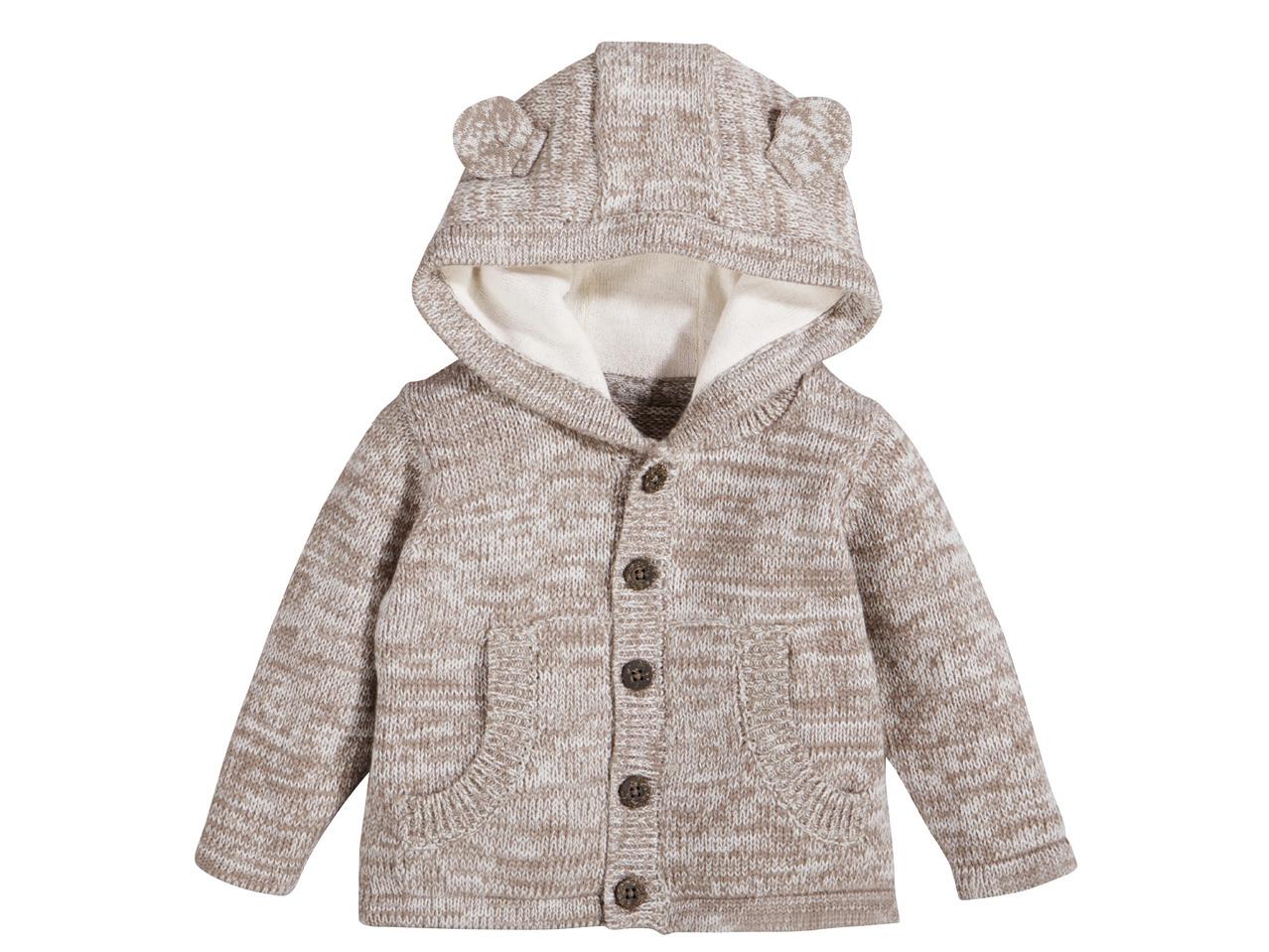 Chlapecký pletený svetřík Lupilu