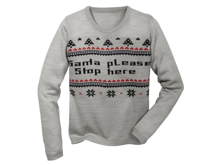 Chlapecký vánoční svetr Pepperts