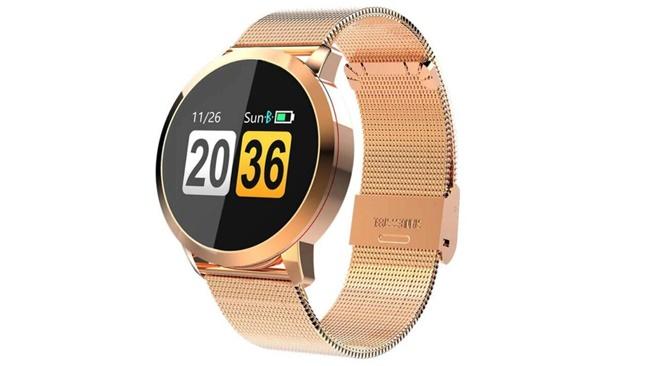 Chytré hodinky z Číny: 10 kousků z AliExpressu od 251 Kč