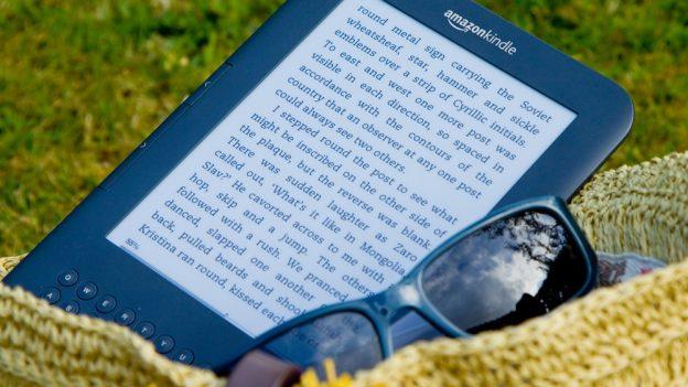 Čtečka Amazon Kindle již od 1895 Kč, tablet Amazon Kindle Fire od 1630Kč