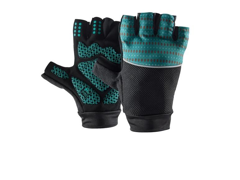 Cyklistické rukavice Crivit Pro