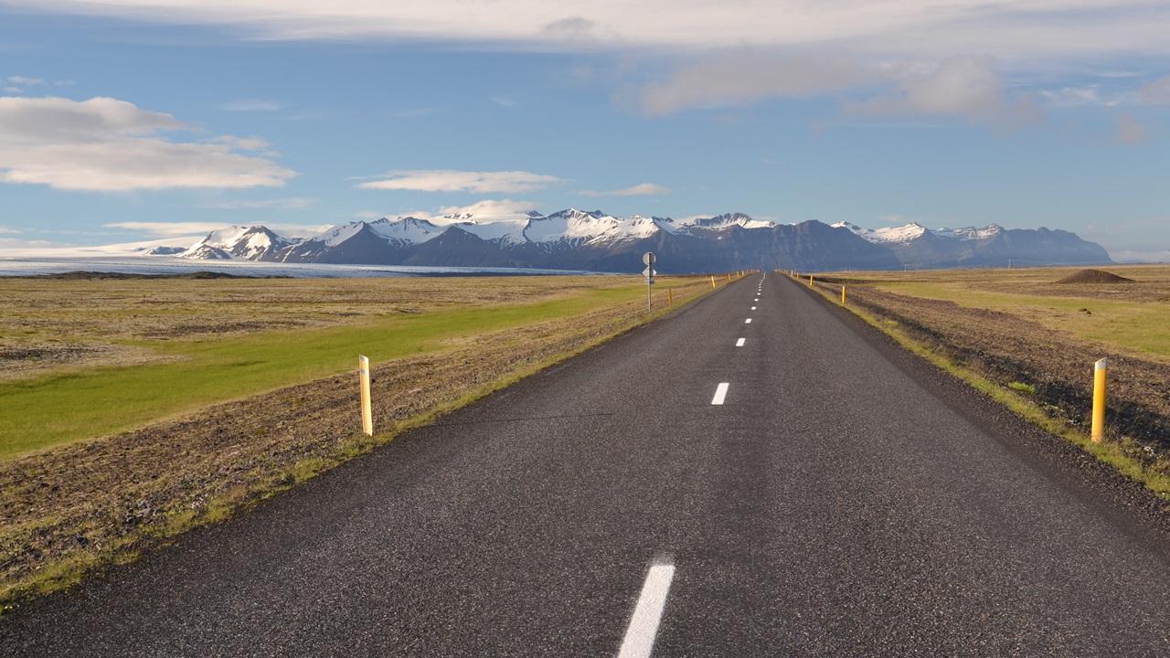 Dálniční poplatky Island 2021: Cena, jak platit, placené úseky   © Eva Vojáčková
