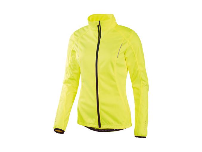 Dámská cyklistická softshellová bunda Crivit