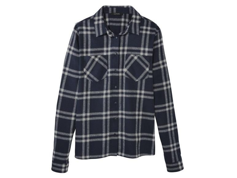 Dámská flanelová košile Esmara