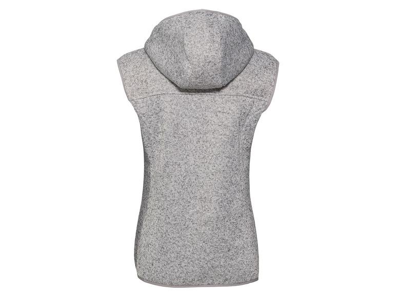 Dámská fleecová vesta Esmara