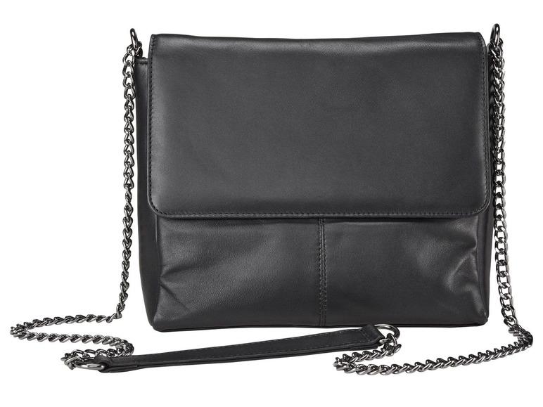 Dámská kožená kabelka Premium Collection by Esmara