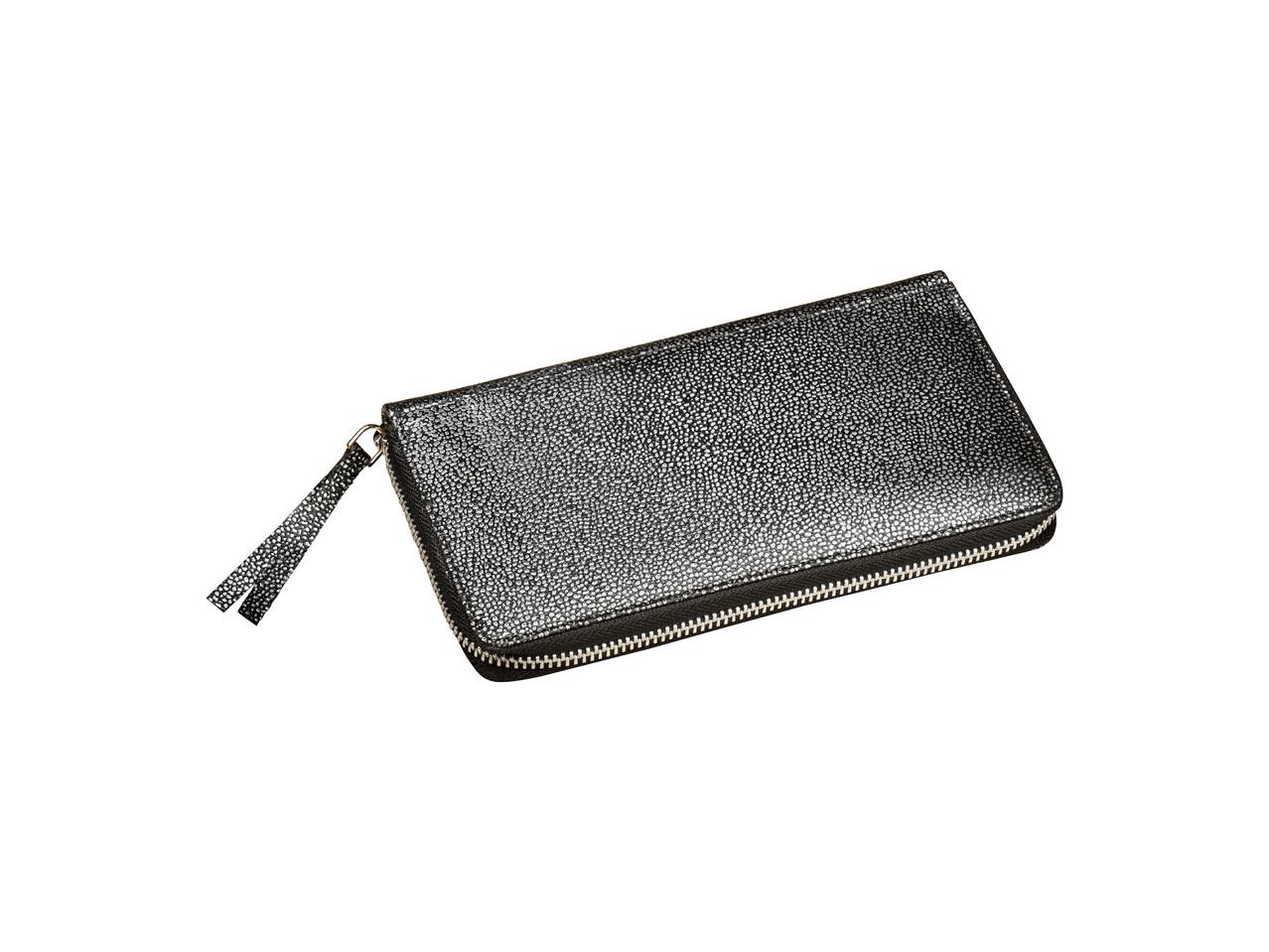 Dámská kožená peněženka Esmara