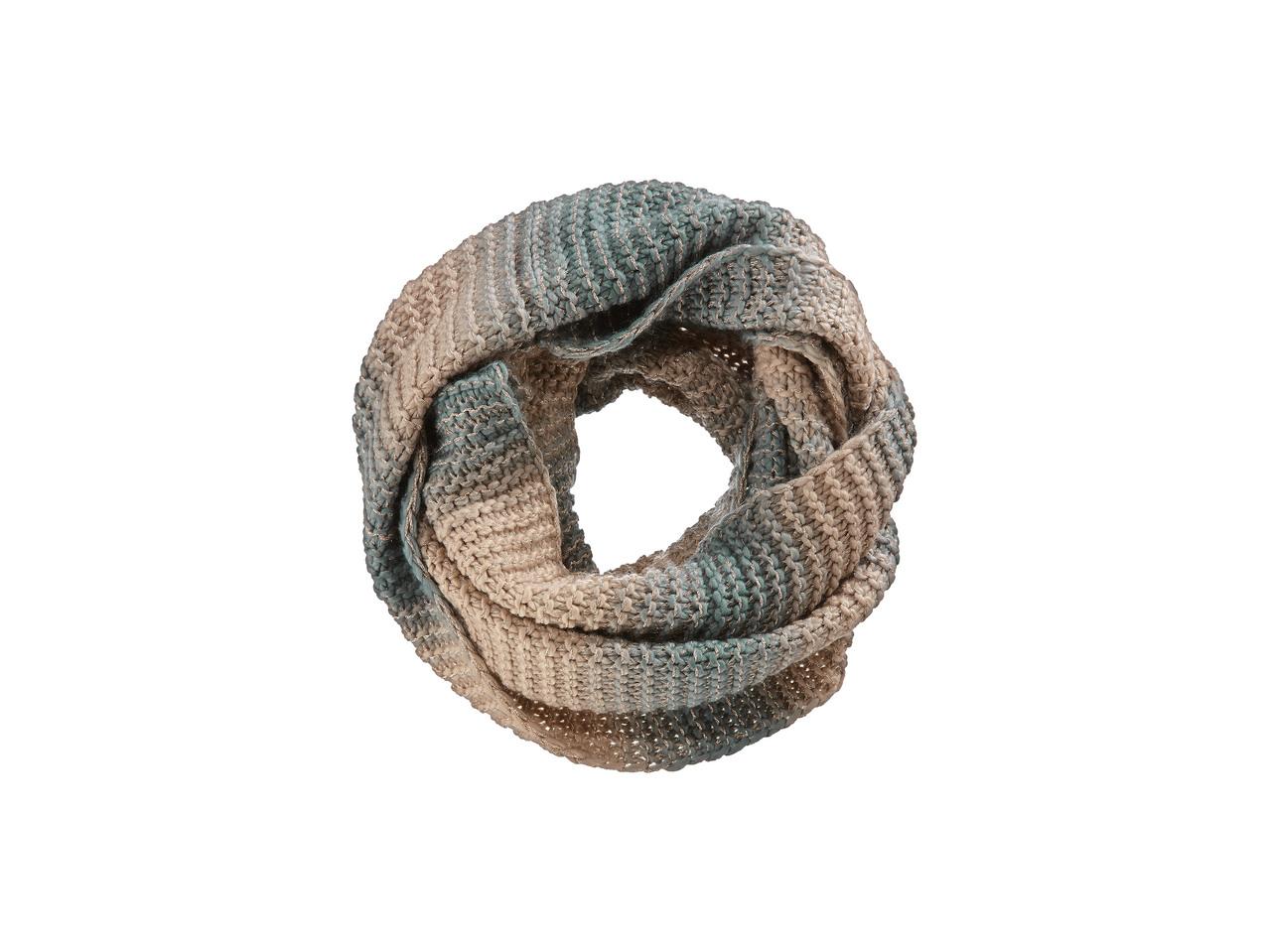 Dámská pletená šála Esmara
