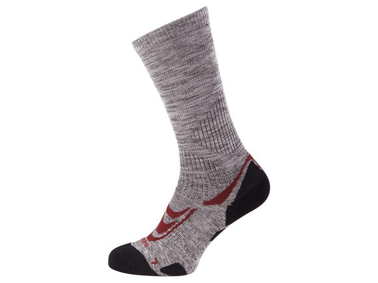 Pánské běžecké kompresní ponožky Crivit
