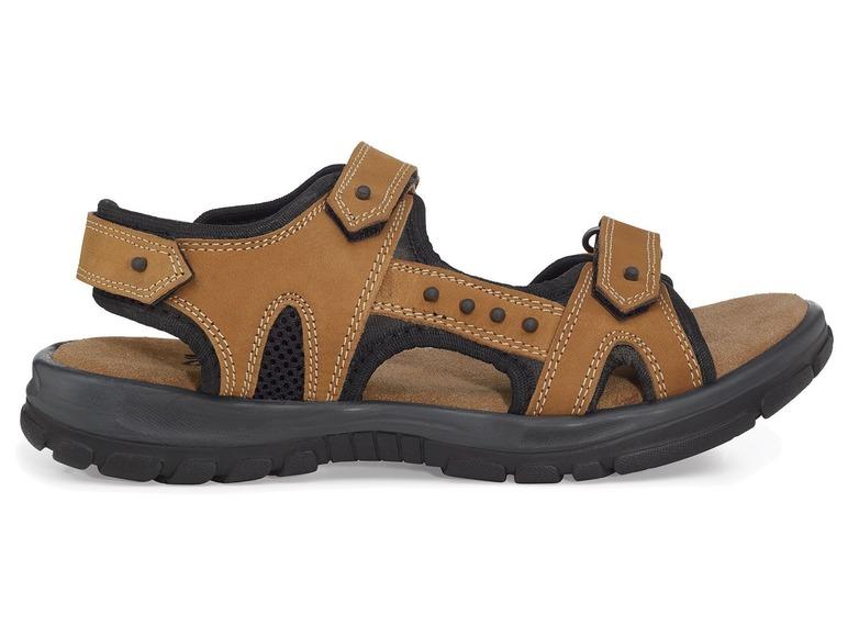 Dámské kožené sandály Crivit