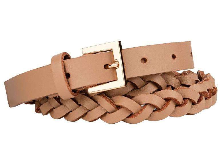Dámský kožený pásek Esmara