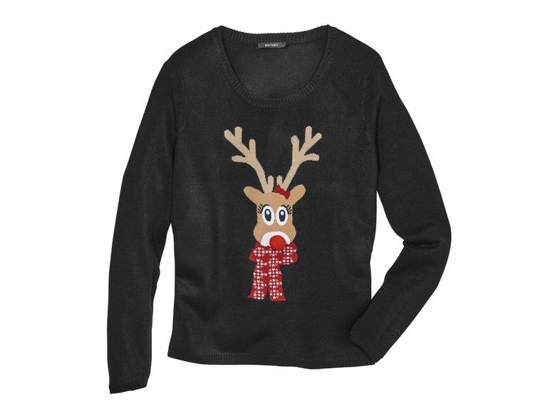 Dámský vánoční svetr Esmara