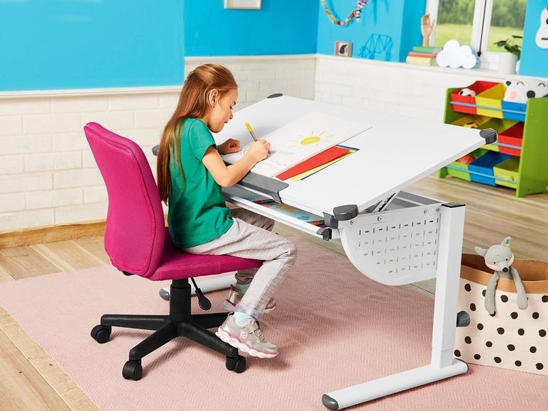 Dětský psací rostoucí stůl LivarnoLiving