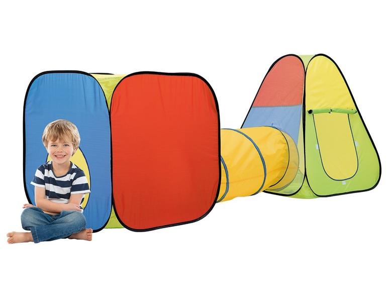 Dětský stan stunelem Playtive Junior