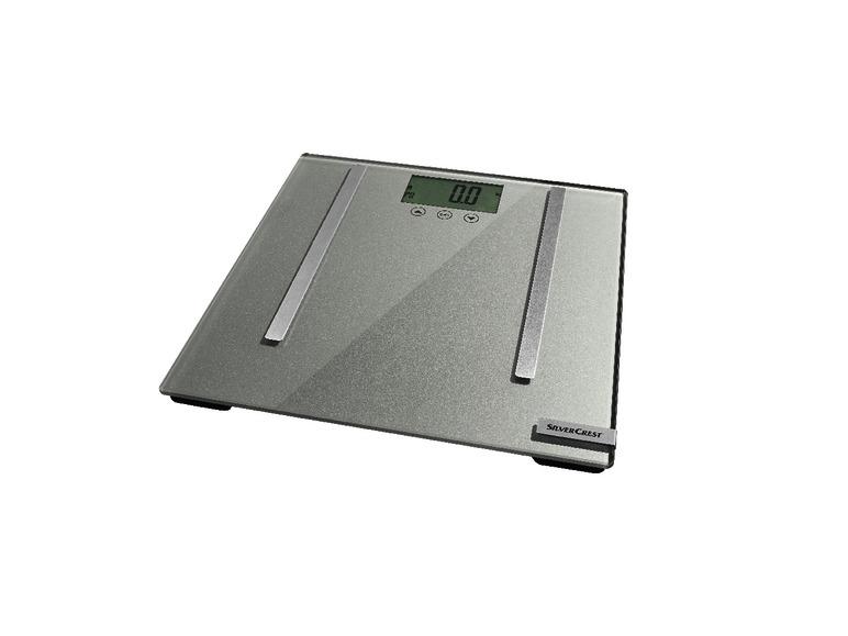 Diagnostická váha SilverCrest (SPWD 180 B1)