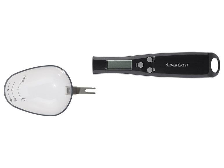 Digitální lžícová váha Silvercrest SDL 300 C2