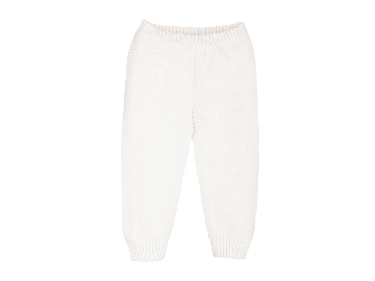 Dívčí pletené kalhoty Lupilu