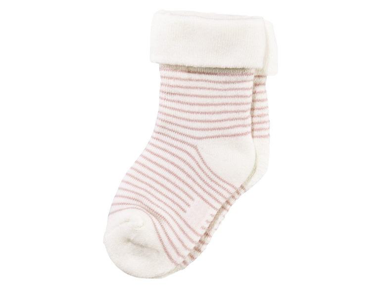 Dívčí plyšové ponožky Lupilu