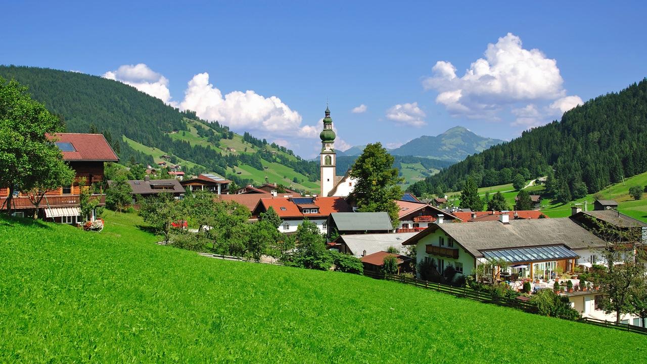 Dovolená Alpbachtal – Wildschönau | © Travelpeter | Dreamstime.com