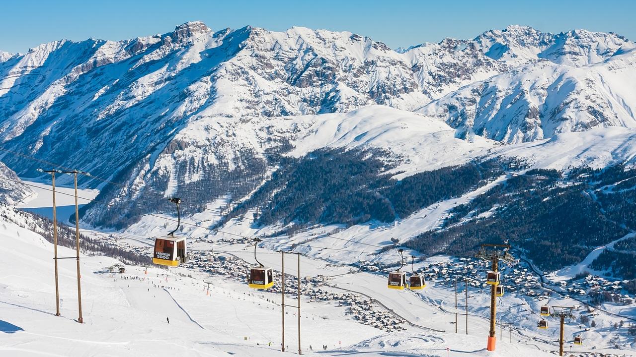 Dovolená Alta Valtellina | © Nikolai Korzhov | Dreamstime.com