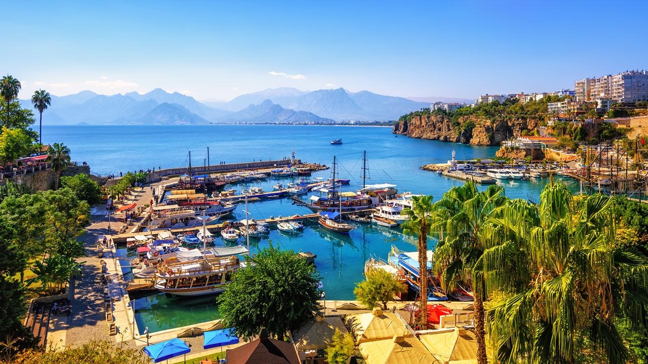 Dovolená Antalya | © Xantana | Dreamstime.com