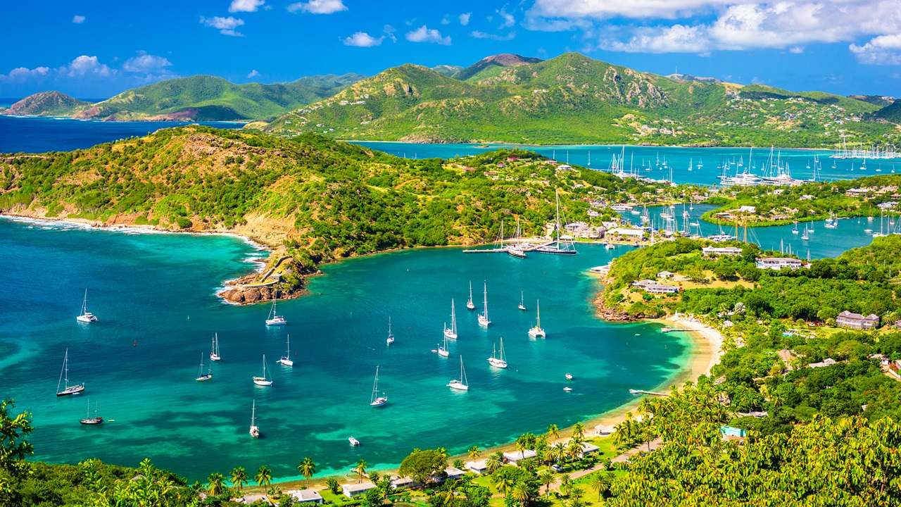 Dovolená Antigua aBarbuda | © Sean Pavone | Dreamstime.com