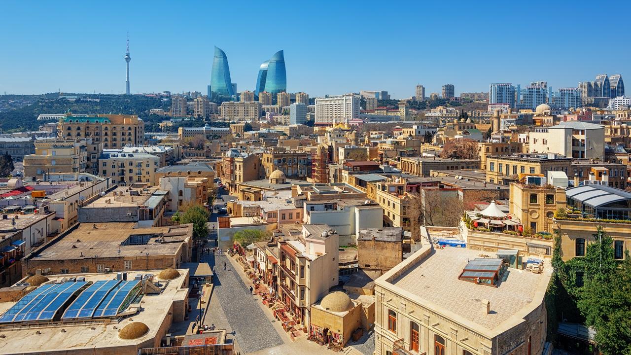 Dovolená Ázerbájdžán | © Xantana | Dreamstime.com