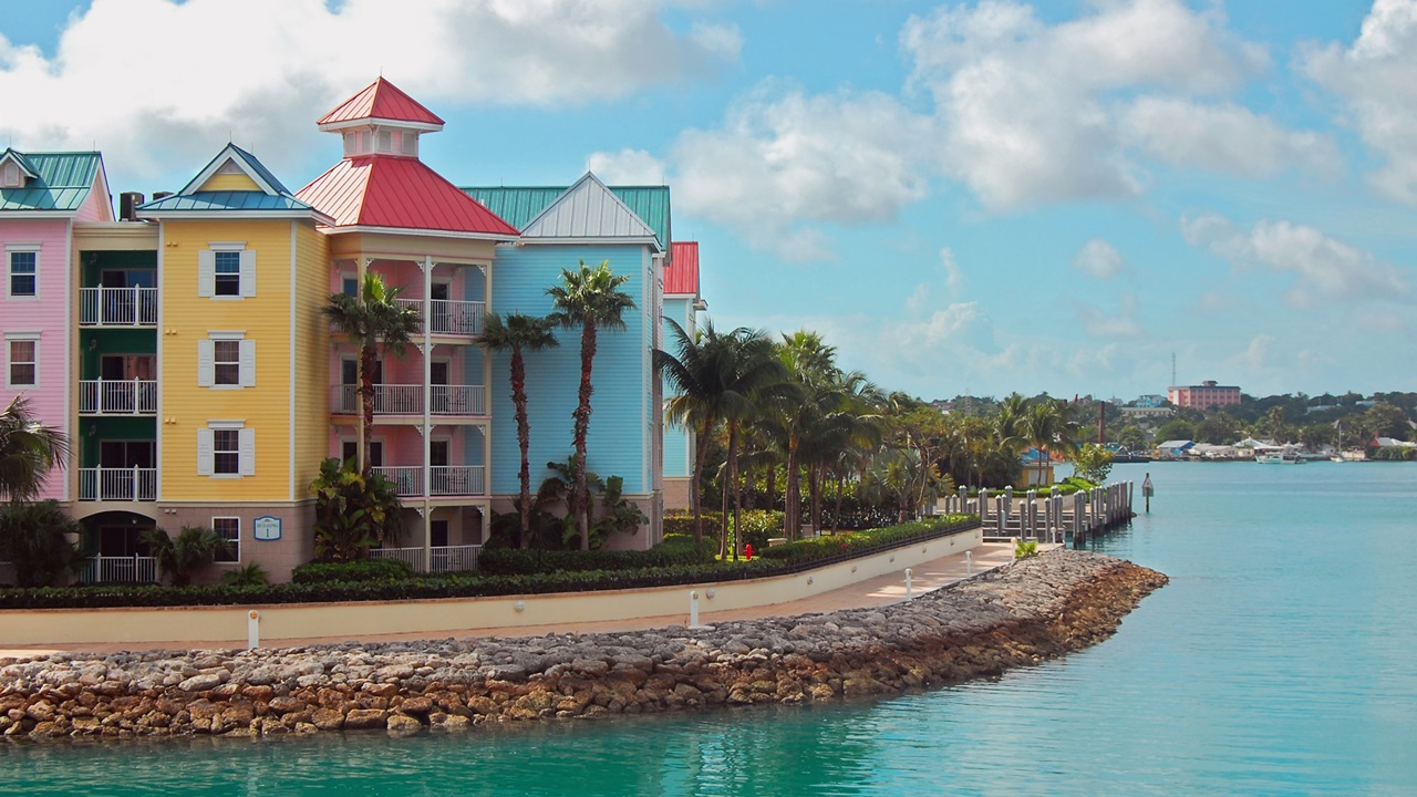 Dovolená Bahamy   © MorganOliver   Dreamstime.com