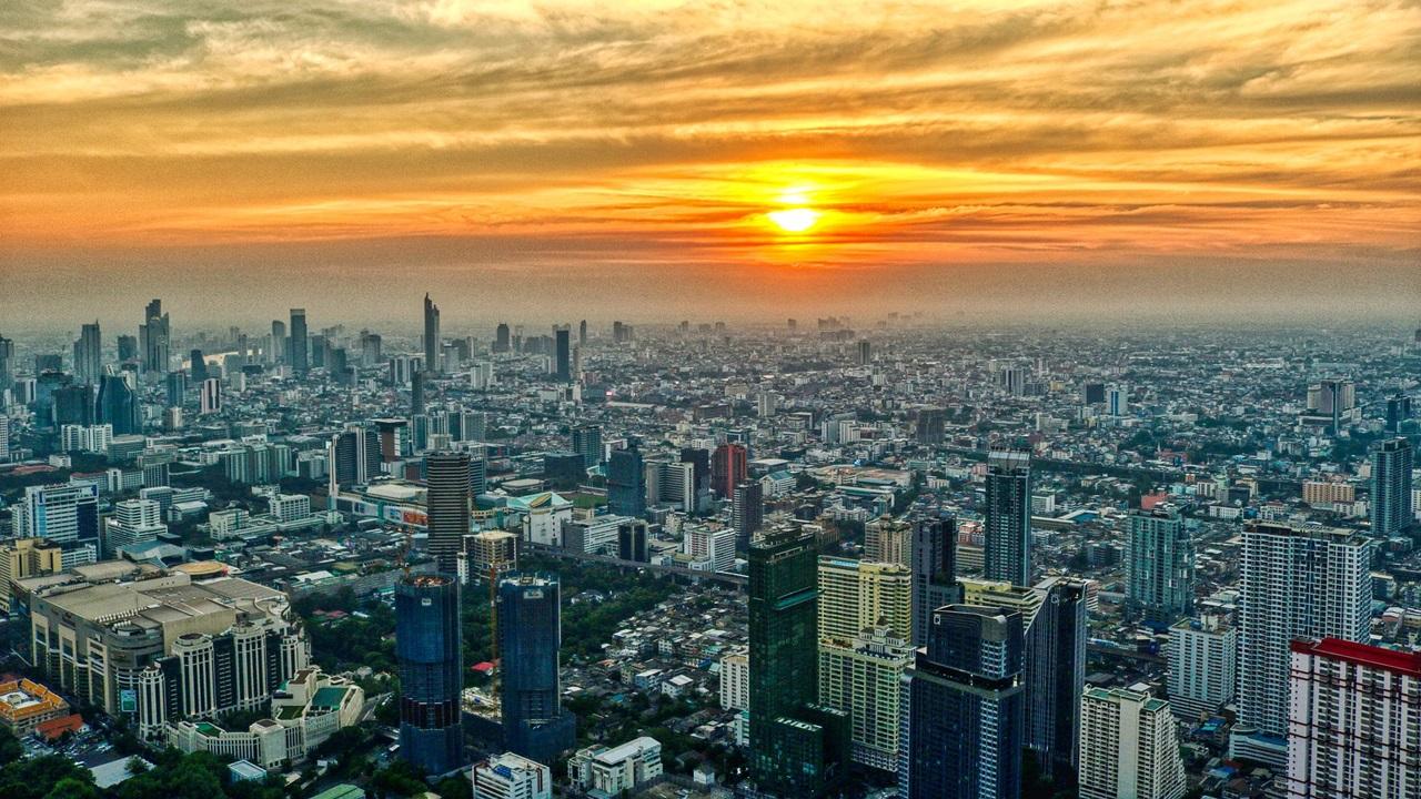Dovolená Bangkok   © Pixabay.com