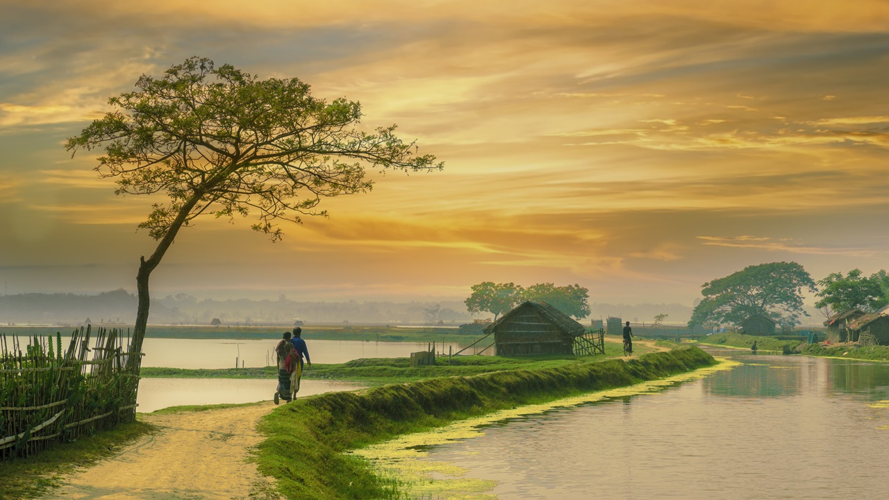 Dovolená Bangladéš   © Skilleddesigner   Dreamstime.com