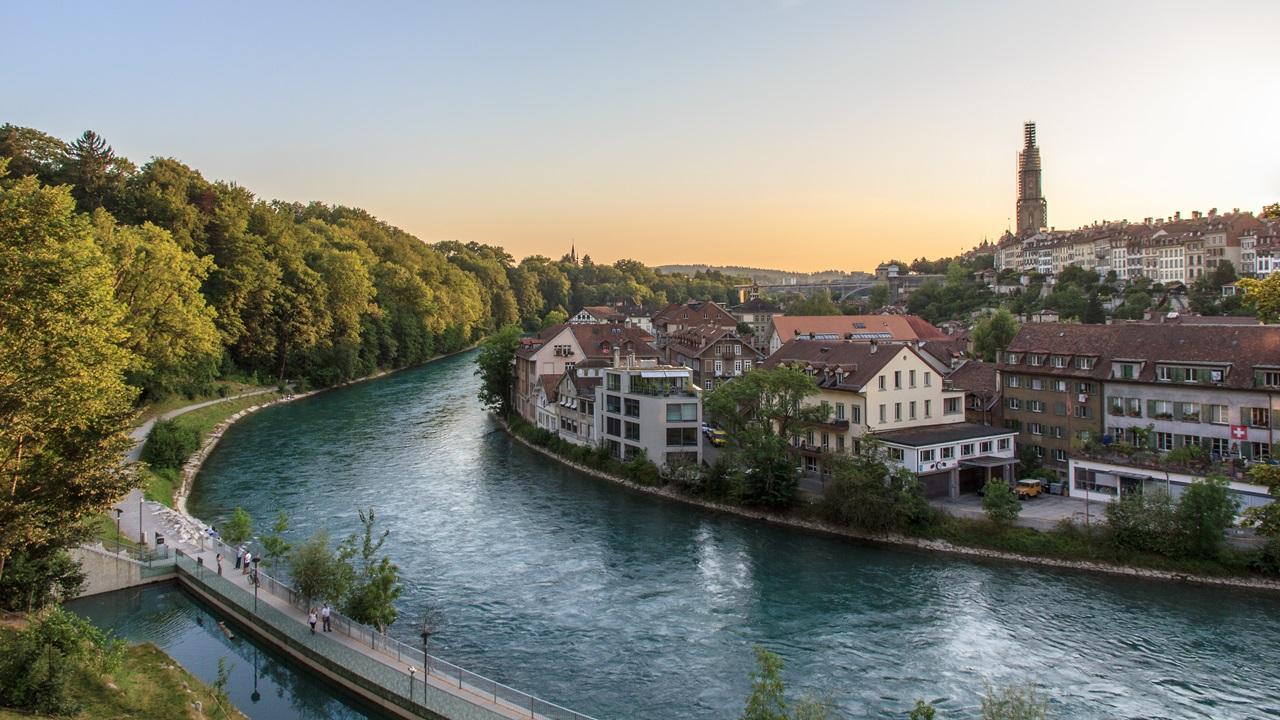 Dovolená Bern | © Maxsdesign | Dreamstime.com
