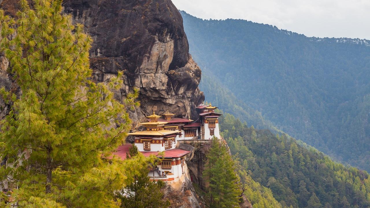 Dovolená Bhútán | © Eudaemon | Dreamstime.com